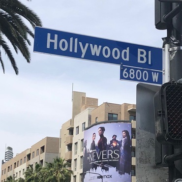 A stroll through Hollywood history reveals over 100 years of boulevard branding.