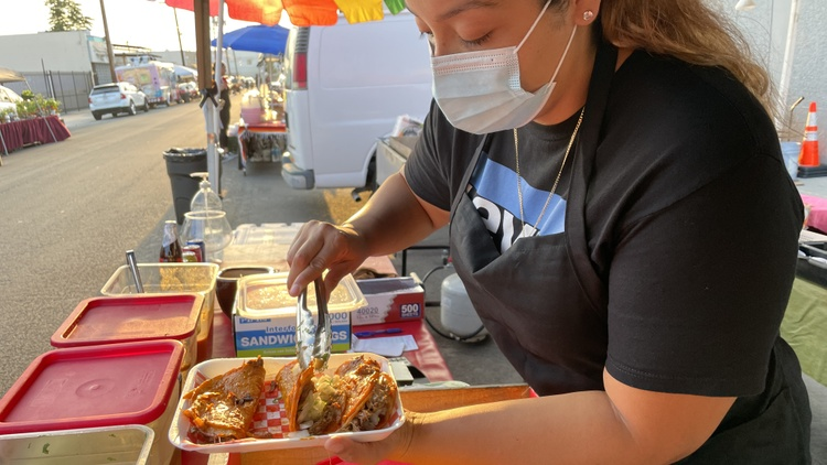 The fate of LA's street markets often rests in the hands of a few elected officials who, with a phone call or stroke of a pen, can decide whether or not they stay open.