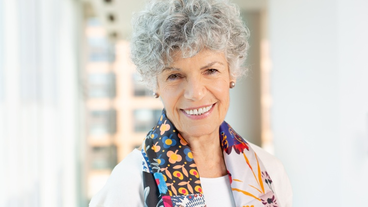 Susan Stamberg is one of the founding broadcasters of National Public Radio, along with Linda Wertheimer and Cokie Roberts.