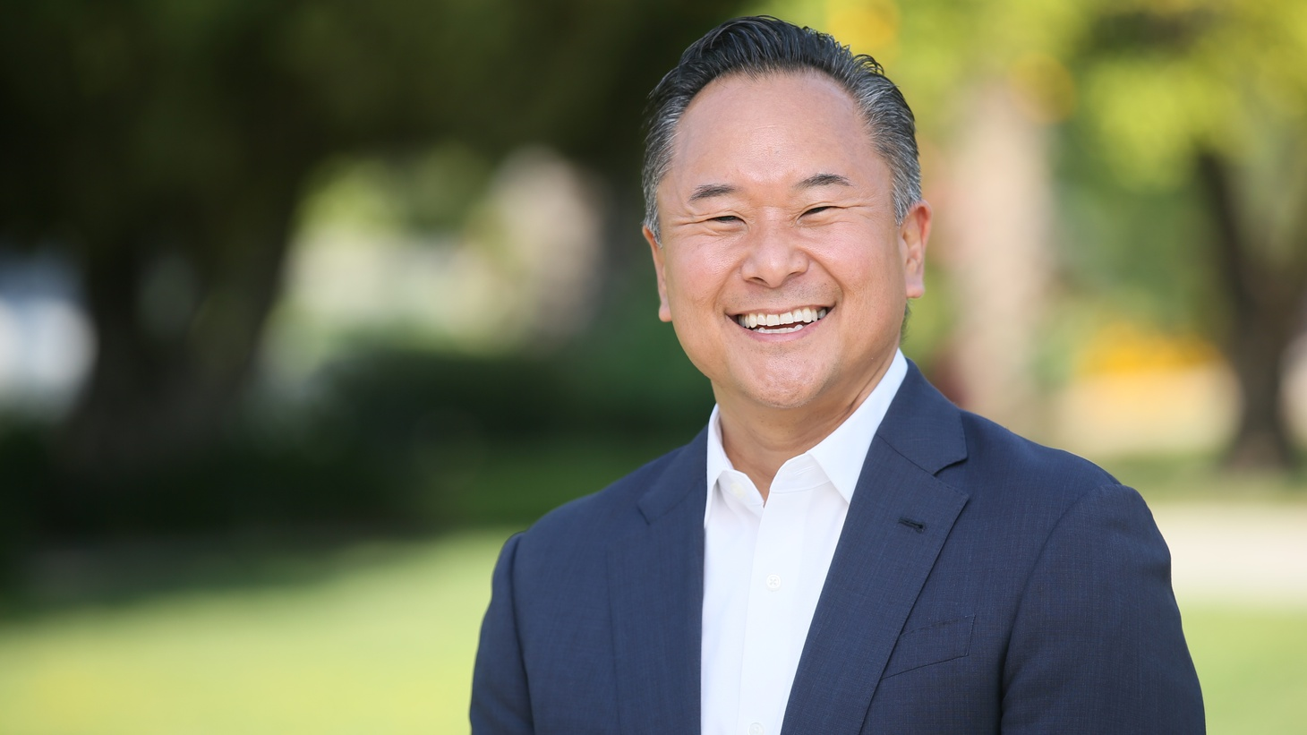 LA City Councilmember-elect John Lee.