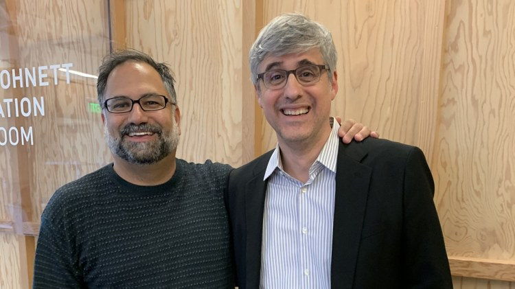 Mo Rocca knows a thing or two about death and funerals.