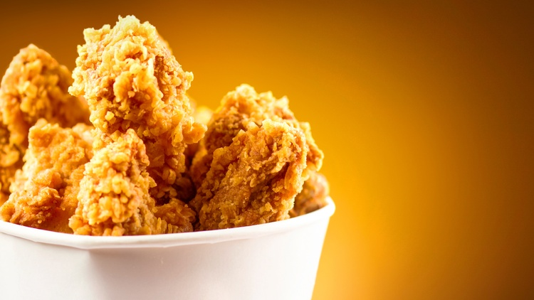 Fried chicken is the perfect to-go meal, especially when people really need comfort, says Eater LA's Mona Holmes.
