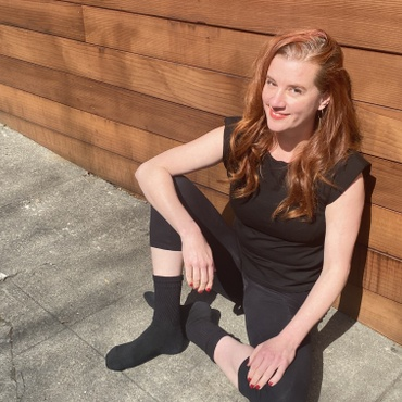 For Oakland resident Jenni Bregman, getting vaccinated meant she could rehearse with her dance troupe again.