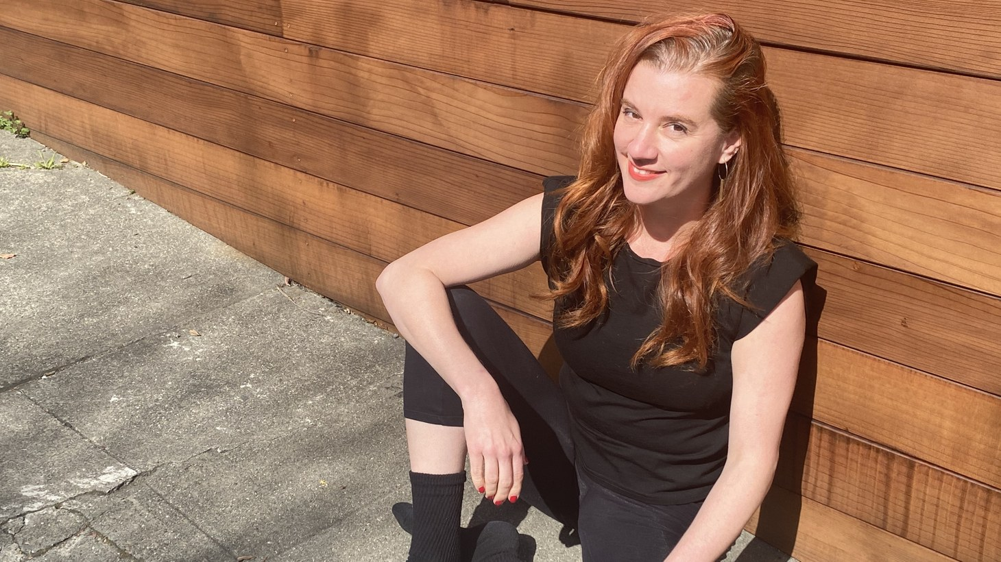Jenni Bregman owns a restaurant in Oakland, but her other passion is dancing.