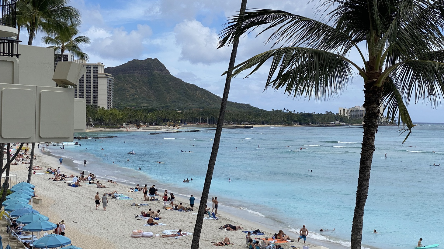 Oahu, home of the popular Waikiki Beach, will require proof of vaccination for restaurants, bars, and other indoor businesses starting September 13.