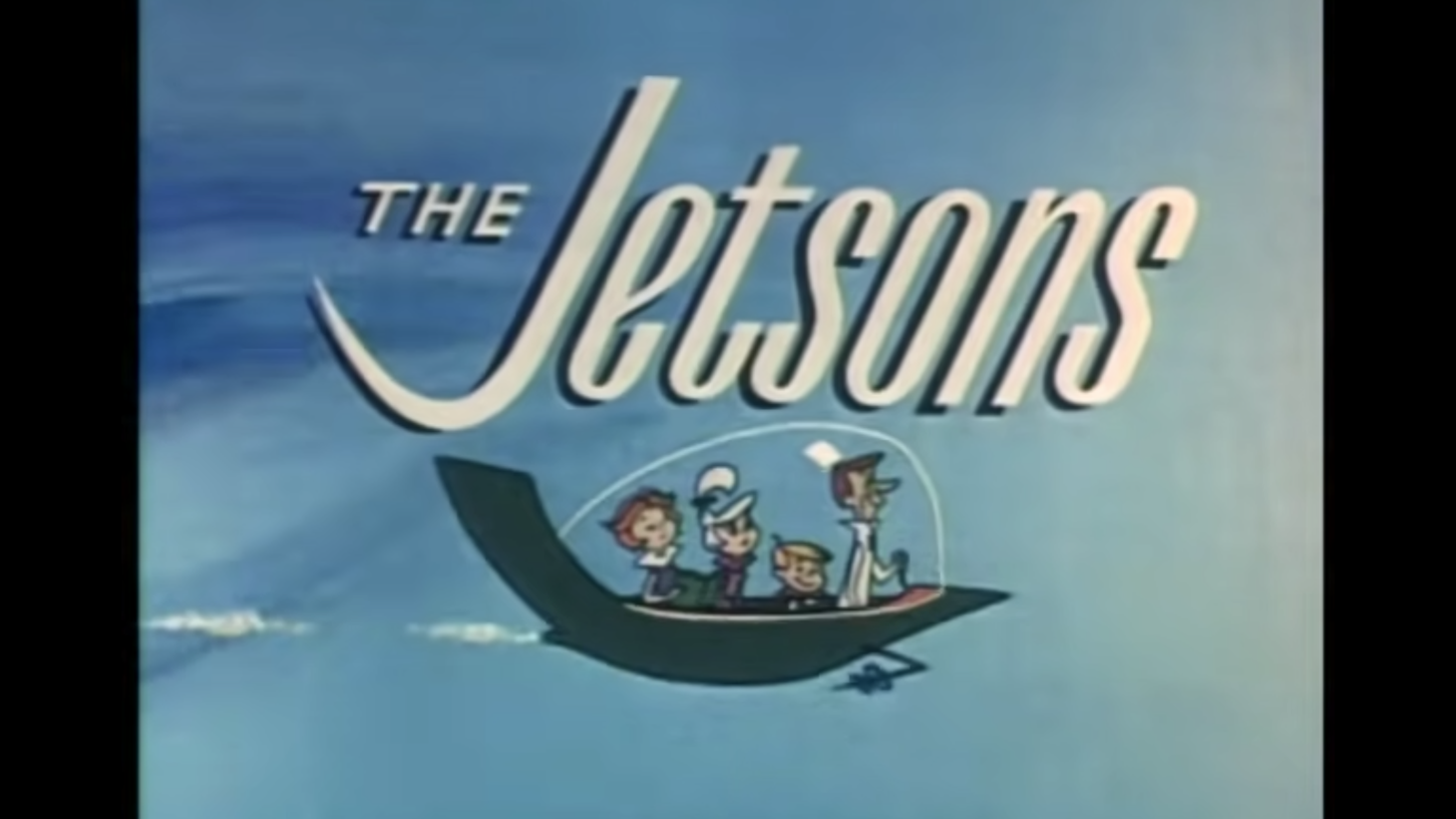"""In """"The Jetsons,"""" the flying car is integrated into regular life. """"It's the version of the American future,"""" says comedian Dana Gould, who worked with Warner Bros. on a potential reboot of """"The Jetsons,"""" which didn't get picked up."""