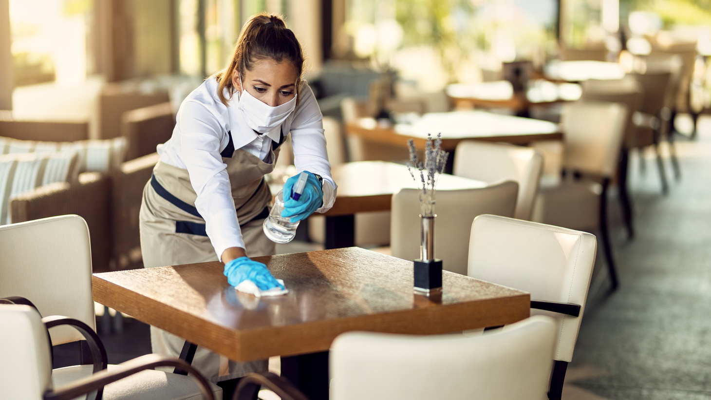 Starting October 11, you must show proof of vaccination to eat indoors at a restaurant within West Hollywood city limits. Restaurant staff must be fully vaccinated by November 1.