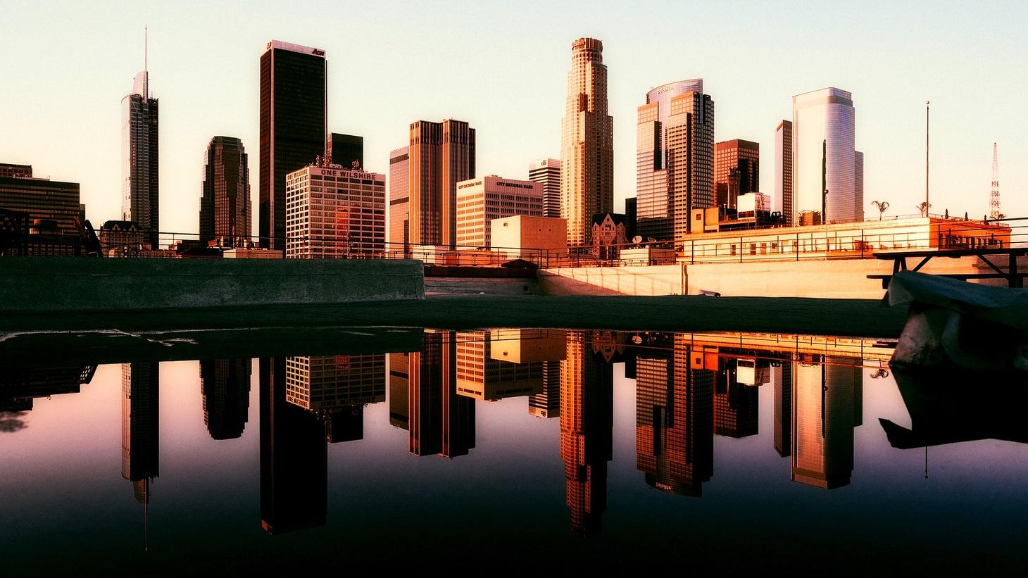 Los Angeles water.
