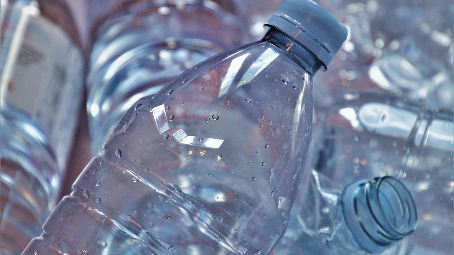 In 1960, the U.S. generated 390 million tons of plastic, according to the EPA. Today it's nearly 10 times that much.