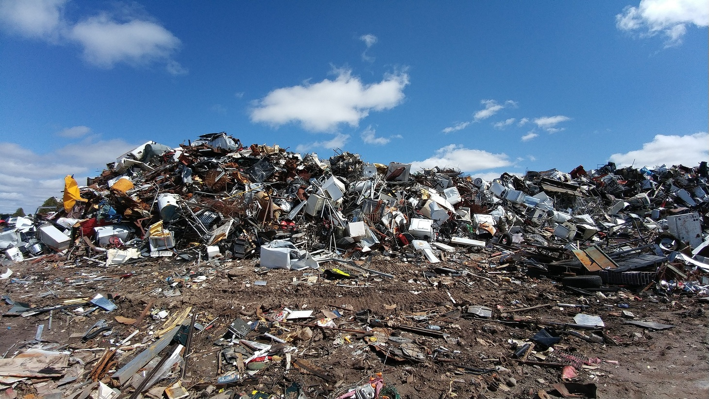 U.S. landfills are expected to fill up in 15 years, according to Waste Business Journal.
