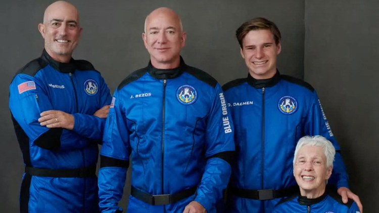 Jeff Bezos and Richard Branson have been criticized for spending hundreds of millions of dollars on a two-minute trip to space, while many people on Earth struggle with access to basic…