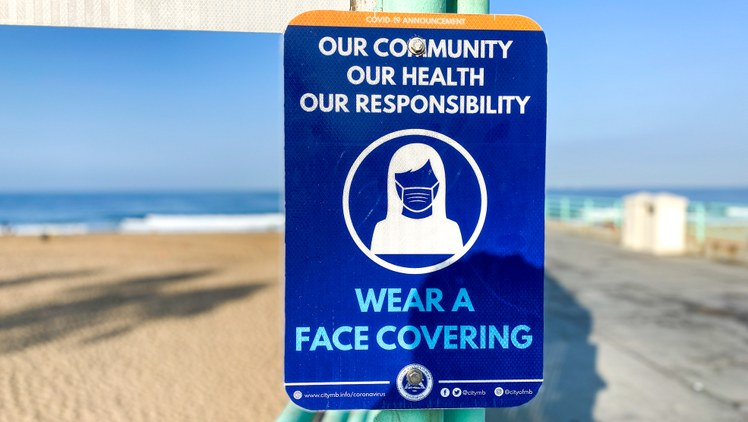 In LA County, more than 250,000 people have tested positive for COVID-19 and more than 6,200 people have died. People are still working from home and wearing masks.