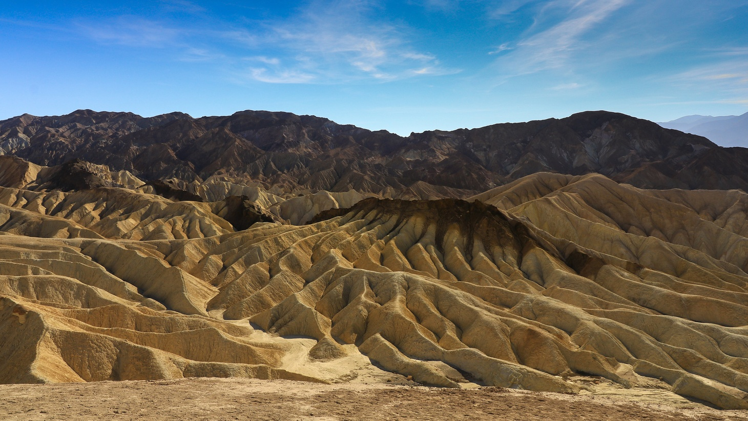 Death Valley National Park. Nearby, one area is seeing a renewed effort in gold mining. But tribal nations and environmental groups say that's disrupting wildlife and the lands.