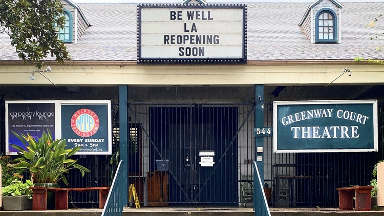 After 16 months of isolation, Angelenos are beginning to seek in-person arts and cultural events, but LA theaters continue to face big challenges as they try to keep the lights on.