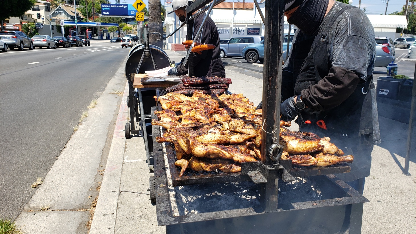 """""""There was a lot to love,"""" Eater LA's Mona Holmes says of the summer barbecues her family held in Altadena when she was growing up."""