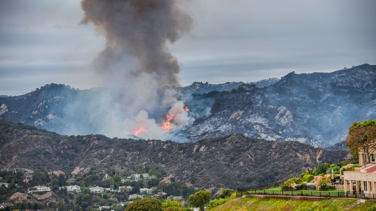 Wildfires are often sparked by residents struggling with homelessness. LA County recently banned encampments in some of the highest fire risk areas.