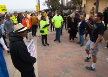 A senseless stabbing in Ventura angers citizens, sparks action on homelessness