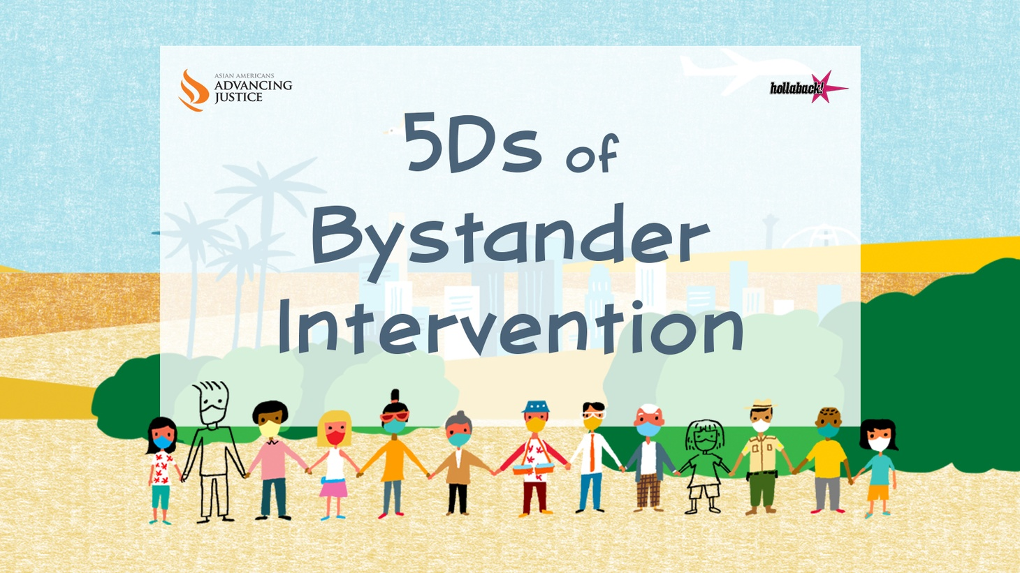 Learn how to intervene as a bystander.