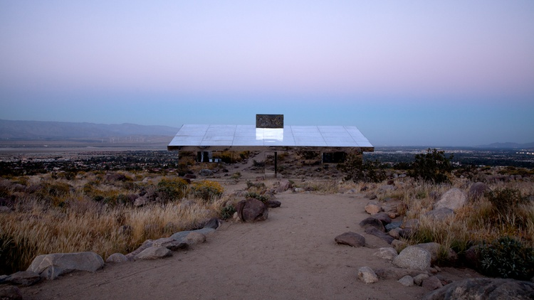 Artist Doug Aitken shares how creativity can be cultivated in times of quarantine.