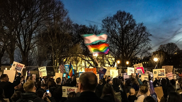 What Biden's presidency means for the LGBTQ community