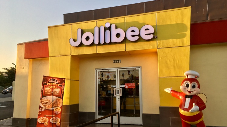 Chickenjoy and Yum Burgers: Jollibee expands to West Covina and beyond