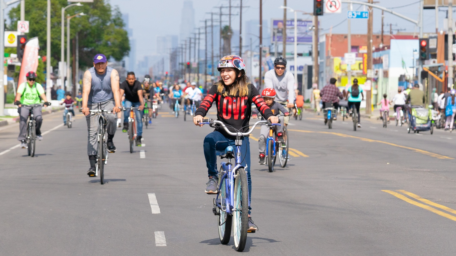 CicLAvia is back on August 15 as streets of Wilmington will open up for the first event in more than a year. A route of just over two miles connecting Banning Park and Wilmington Waterfront Park will become a playground for Angelenos who like to bike, skate, run, walk and skateboard.