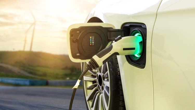 """Instead of incentivizing more destructive behavior by developing more fossil fuels, we incentivize more helpful behavior: making it easier to purchase electric vehicles, for example,…"