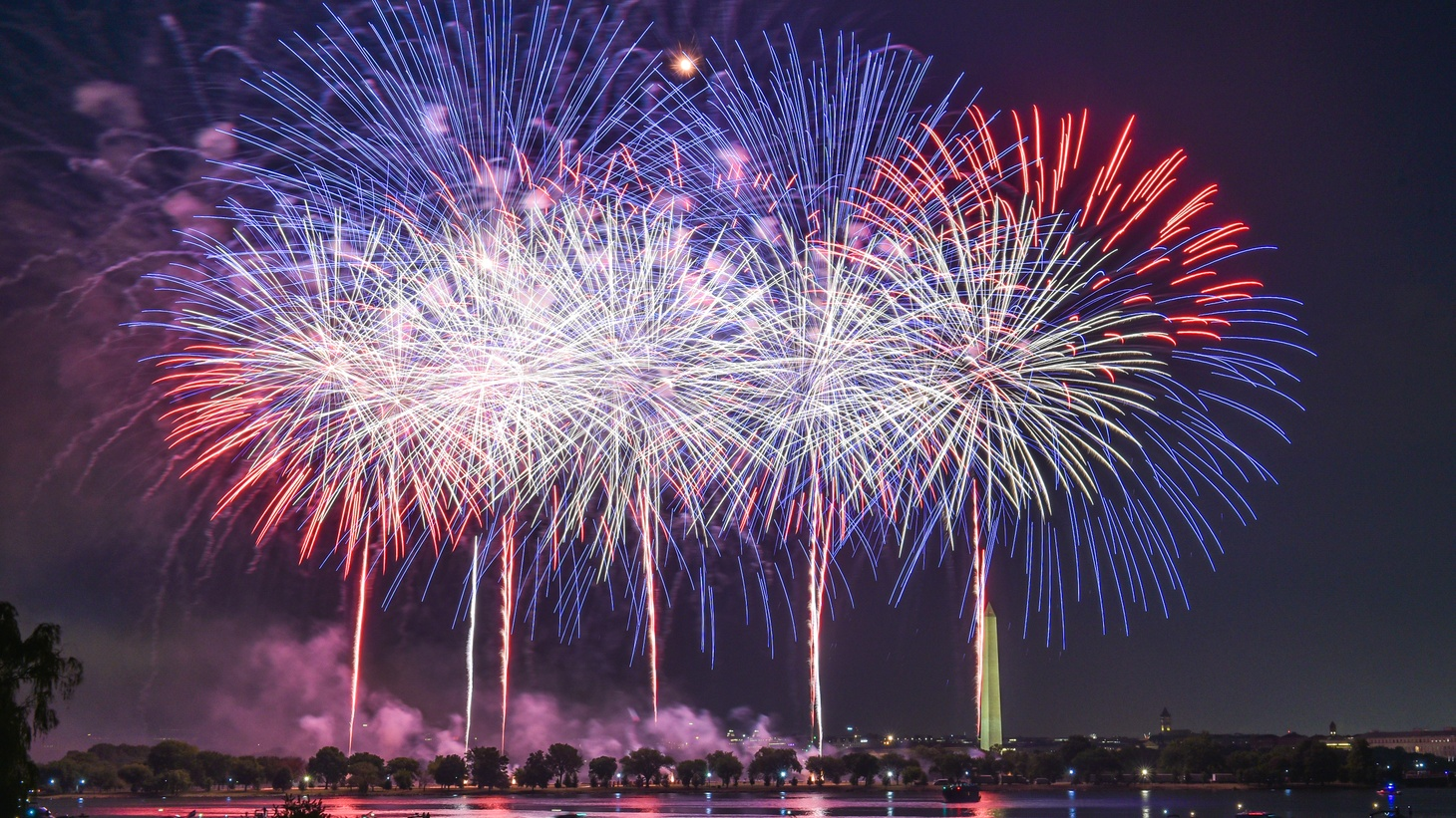 """Fireworks may spark """"flashbacks and traumatic memories"""" for people with mental health conditions, says psychologist Moe Gelbart."""