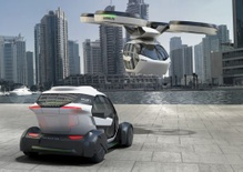 Flying cars might be taking off sooner than you think