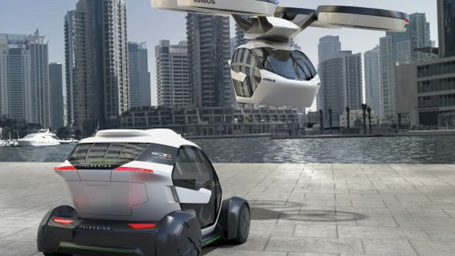 """KCRW's Steve Chiotakis sat down with car expert Tod Mesirow to talk about when we might see """"flying cars"""" in the skies."""