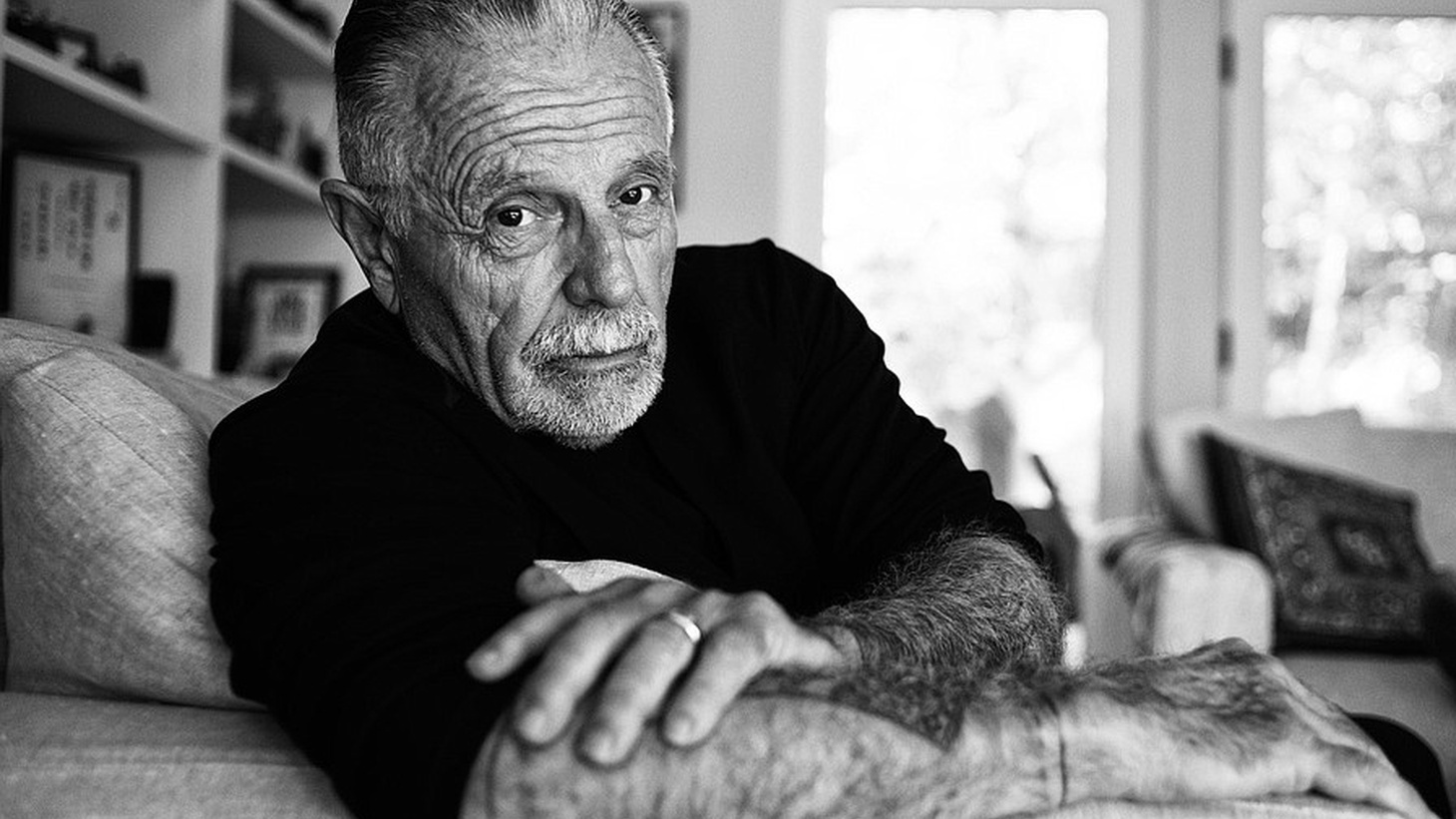 George Christie led the Ventura chapter of the Hells Angels Motorcycle Club for more than 30 years, after founding it in 1978. Many people feared him. Some tried to kill him.