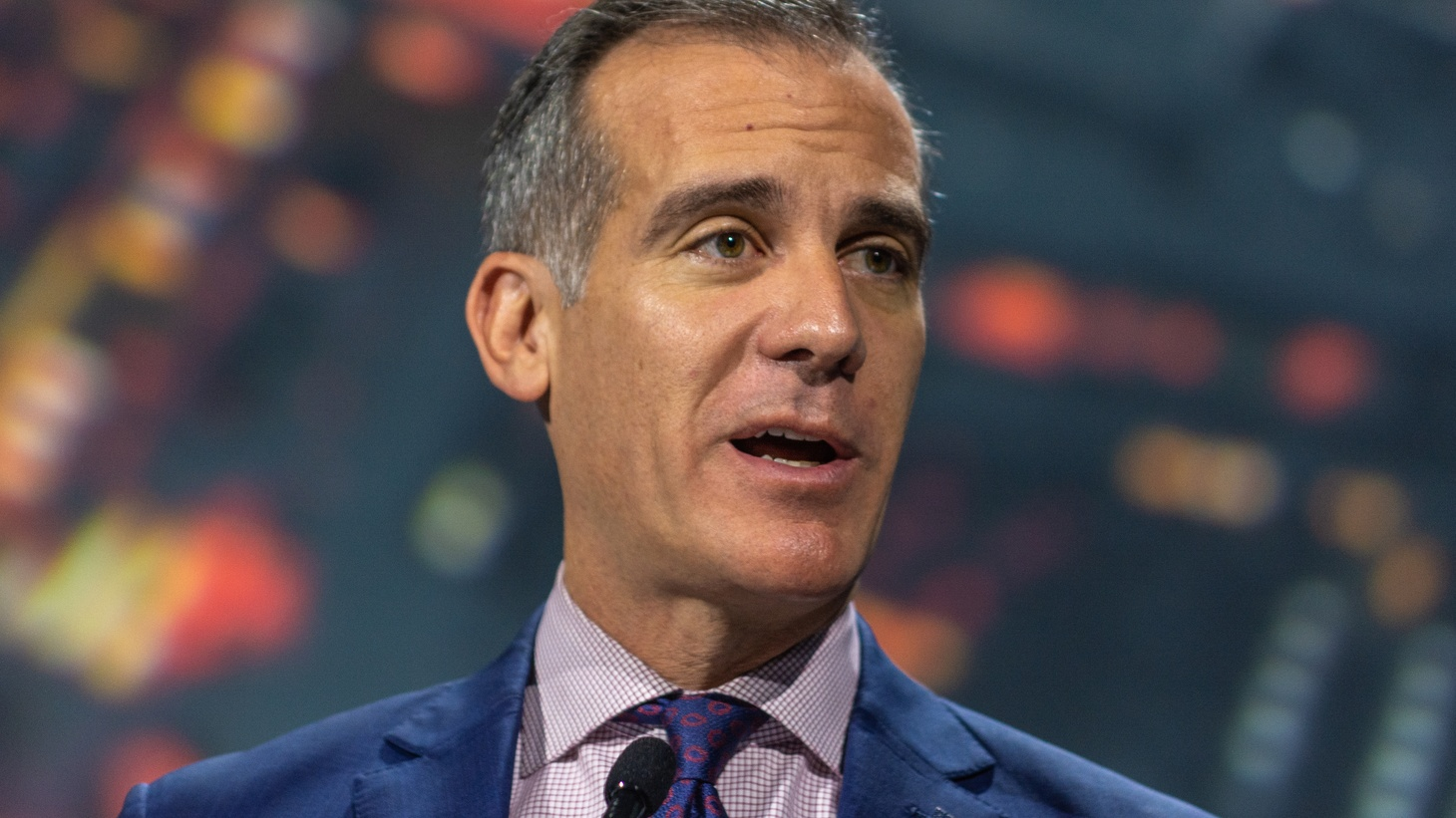 """Mayor Garcetti has confirmed he has been picked as President Biden's ambassador nominee to India. """"I love Los Angeles and will always be an Angeleno. I want you to know that every day I am your mayor, I will continue to lead this city like it is my first day on the job, with passion, focus, and determination,"""" Garcetti said in a statement."""