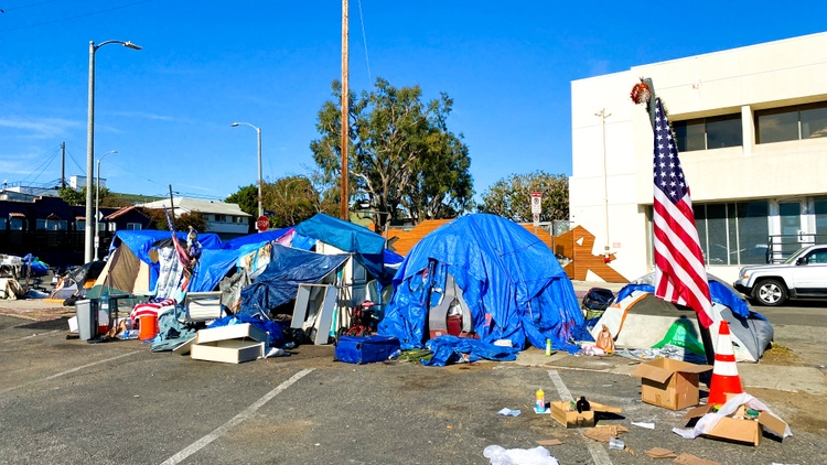 One obstacle to solving LA's homelessness crisis is that everybody is in charge and nobody is in charge.