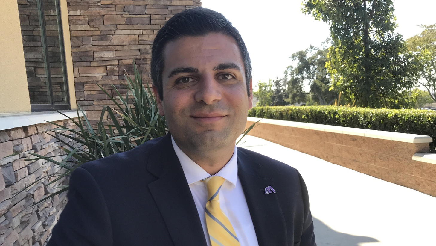 Shant Sahakian, executive director of the forthcoming Armenian American Museum, in Glendale talks about how the Armenian diaspora is reacting to the U.S. House of Representatives vote recognizing the Amenian Genocide.