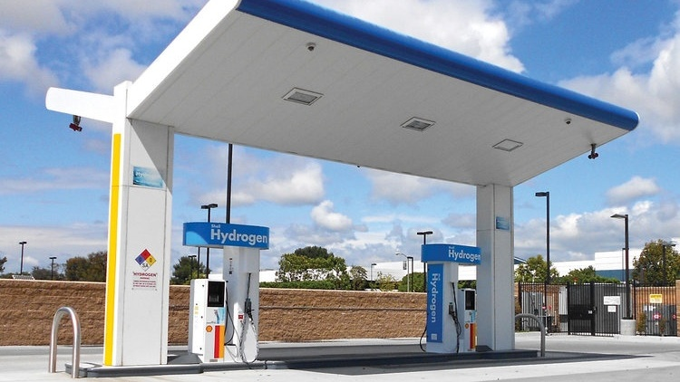 California invests big in hydrogen fueling stations as state moves to ban new gas-powered vehicles by 2035