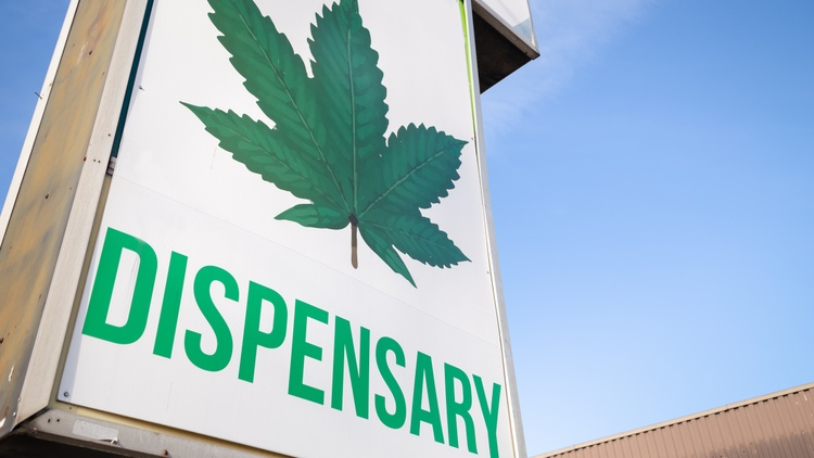 To tell if a dispensary is licensed or not, use your phone to scan the QR code by its front door. Also standard business hours are 6 a.m. to 10 p.m.