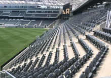 Inside Los Angeles Football Club's new stadium