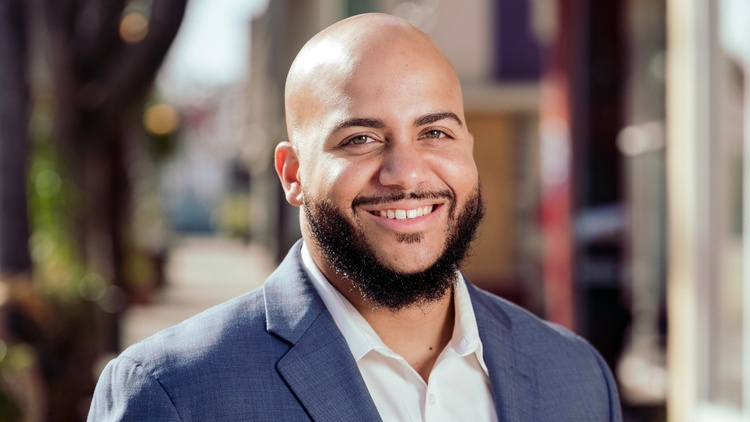 Isaac Bryan is the founding director of the UCLA Black Policy Project and a big proponent of Measure J, which funds alternatives to incarceration.
