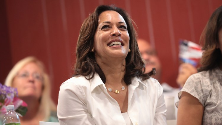 The campaign for presumptive Democratic presidential nominee     Joe Biden has      announced      Senator Kamala Harris as his running mate.