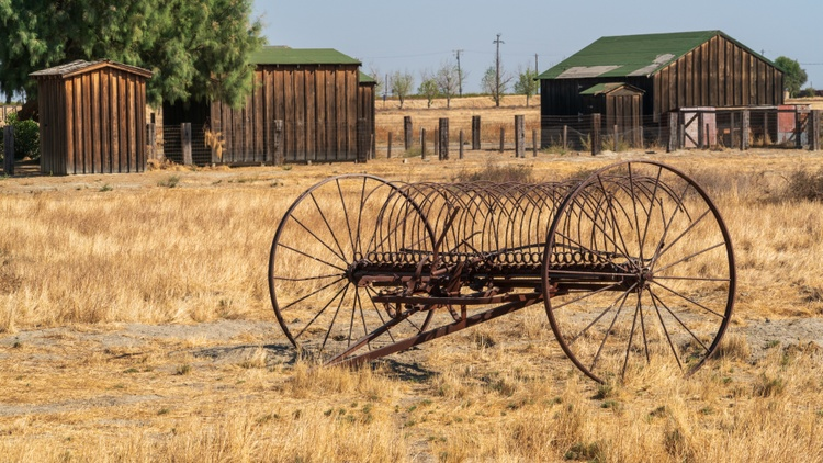 """Founded in 1908 by Colonel Allen Allensworth, Allensworth is """"the first and only California town to be founded, financed and governed by Black Americans."""""""