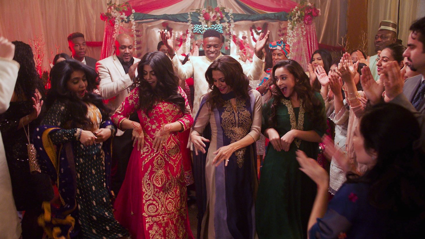 """""""Americanish"""" is a romantic comedy set in Queens, New York, and directed by Muslim filmmaker Iman Zawahry. It's part of the Los Angeles Pacific Film Festival, which explores the diverse geographical and cultural experiences of Asians and Pacific Islanders."""