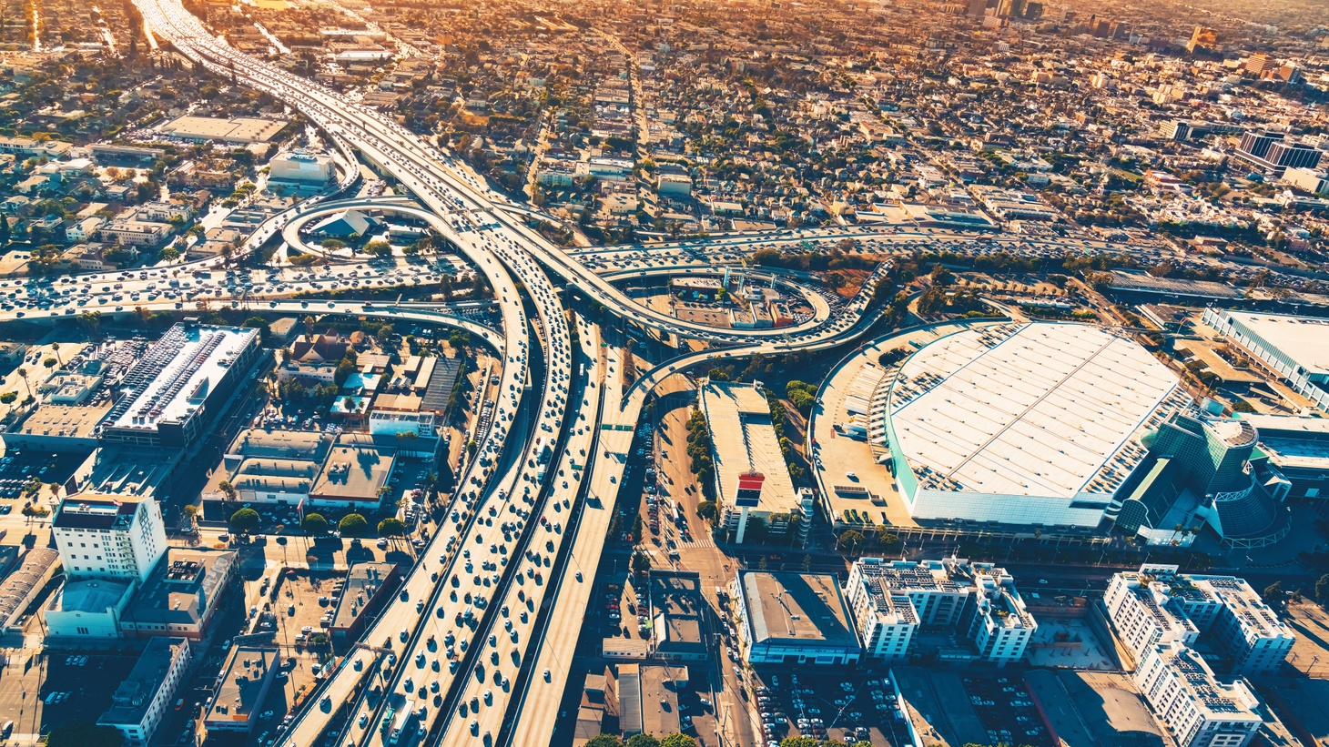 """""""In any region where cars are the predominant mode of travel, you're going to have freeways bisecting communities. It's a very balkanized region, in the sense that there are racially identified viable neighborhoods across the region,"""" says Stephen Menendian of UC Berkeley's Othering and Belonging Institute."""