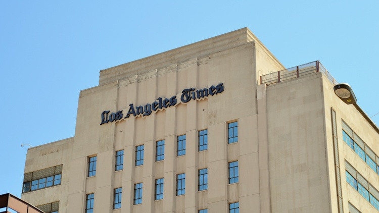 Latinos make up 13% of LA Times newsroom. Journalists call for better representation