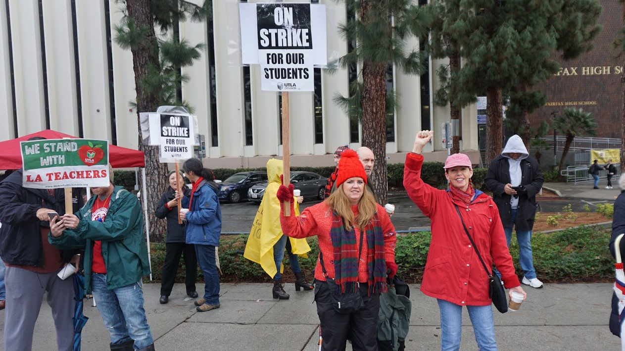 Ending the six day teachers strike brought labor peace to L.A. Unified, but it made the school district's financial situation worse, forcing it to tip into financial reserves that will be nearly depleted in three years.
