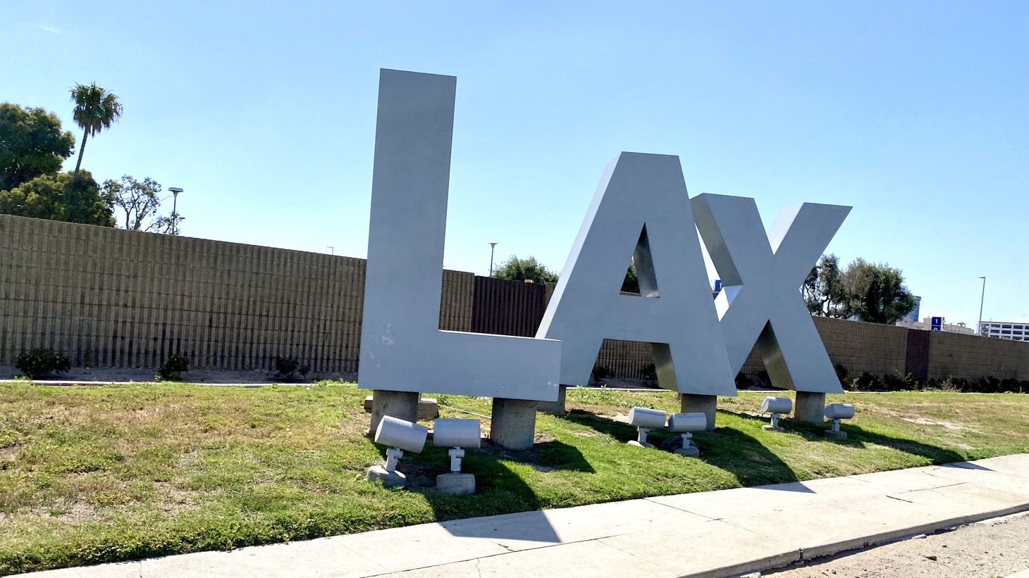 Gone are the days of empty terminals and breezing through security at the airport. Officials at LAX say passenger volume has rebounded from the darkest days of the pandemic to about two-thirds of 2019 levels.