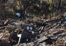Lessons on rebuilding after the Woolsey and Thomas Fires