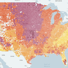 Dangerous Air: We mapped the rise in wildfire smoke across America. Here's how we did it