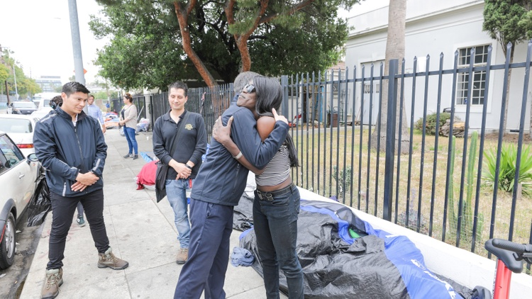 Could Mayor Garcetti do more to combat homelessness?