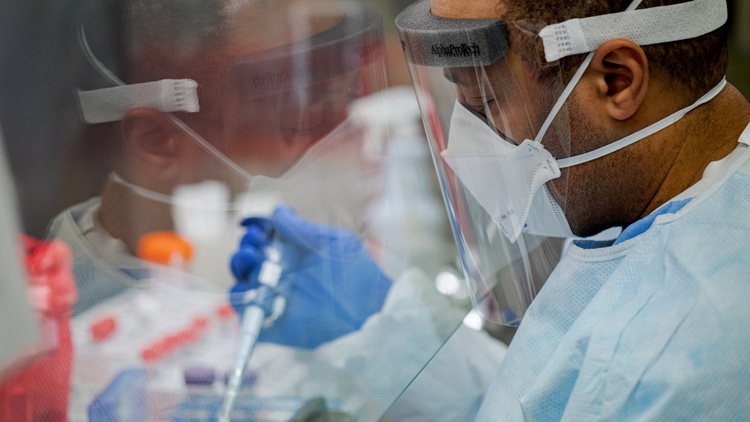 Medical residents are doctors-in-training. Should they treat coronavirus patients?