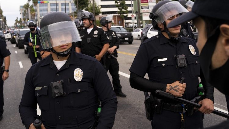 LA City Councilmember calls to divert some LAPD funds to address racial, economic inequality